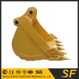 掘削機の機械装置部品の標準のバケツ