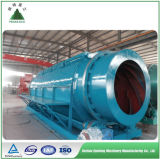 Máquina municipal automática de la segregación de la basura sólida para la planta de clasificación inútil