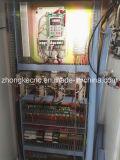 Router automático linear do CNC das portas de gabinetes da mudança da ferramenta