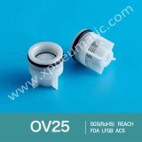 Torneira de retenção de plástico da válvula de retenção DN19