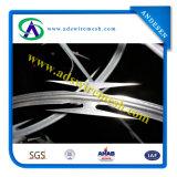 ISO 9001のコンチェルティーナかみそりの有刺鉄線