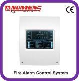 2, 4, 8, zona disponible, panel de control convencional la alarma de incendio (4001-04) de 16 alarmas