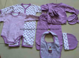 Baby appena nato Gift Set 8PCS Baby Clothes Gift Set Clothing Set