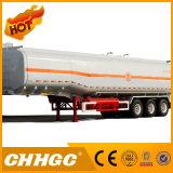 Chhgc 탄소 강철 3axle 40cbm 가솔린 유조선 세미트레일러
