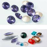 De decoratieve Unieke Buitensporige Steen van het Kristal voor de Toebehoren van Juwelen