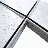 Schwarzes Line Solid/Silhouette Groove Ceiling T Grids (38*15mm)