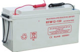 200ah 12V Long Life Span Gel Battery voor Solar Power System Home Use