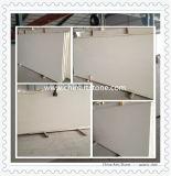 Quartzo de laje branco puro para bancada e telha de engenharia