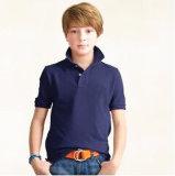 2014 enfants de la mode des vêtements de coton T-Shirt à manches courtes Kids Polo T Shirt