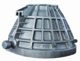 Poche à laitier, bac de scories pour fondre dans les travaux en acier