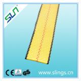 7:1 infinito di fattore di sicurezza dell'imbracatura della tessitura del poliestere di 5t*5m