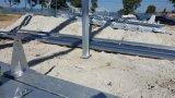 Almacén de acero del palmo ancho para el almacenaje en Australia