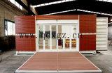 Camera prefabbricata della Camera del contenitore del pannello a sandwich di Xgz di resistenza di terremoto della Cina/struttura d'acciaio Wokshop Villadom (XGZ-282)