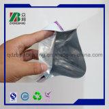La chiusura lampo di plastica approvata dalla FDA del commestibile si leva in piedi in su il sacchetto del sacchetto