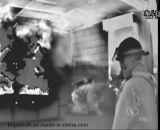 Câmera do Thermal do IR do capacete