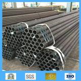 Tubo de acero de carbón de la sección/tubo huecos en frío para la construcción