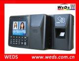 Los sistemas de seguridad de asistencia biométrico con HD Cámara Color