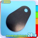 ロゴの印刷のナシMIFARE標準的な1K RFIDのガラス繊維Keyfob