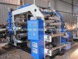 Machine d'impression de Flexo du film plastique Yb-41200 avec la CPE