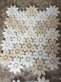 Flower Design Mosaic Wall Art Mural Art Tiles