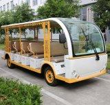 Fabricante Marshell 23 plazas de turismo eléctrico Carro (DN-23)