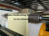 Prix feuilletant d'utilisation de maison de machine d'étiquette d'enduit adhésif chaud UV de fonte