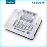 """L'équipement médical Twelve-Channel CM1200un ECG avec écran tactile TFT 8,4"""""""
