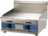 Griddingの食糧(GRT-G600)のための台所機器のガスのグリドル