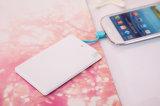 Portátil USB DE POLÍMERO inteligente Slim-C 2500mAh cargador de móvil Banco de potencia