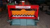 自動カラー機械を形作る鋼鉄水波ロール