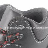 De beste Verkopende Pu Ingespoten S3 Schoenen RS1004 van de Veiligheid