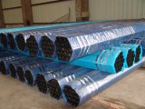 UL/FM ASTM A135 Sch40 까만 화재 방지 물뿌리개 강관