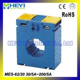 Low Current ad alta tensione Transformer (MES-62/30) per Energy Meter Current Transformer