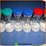 Peptides brancos Sermorelin da hormona de crescimento do pó da aptidão do corpo para o ganho do músculo
