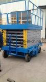 18m de la plate-forme hydraulique de levage électrique mobile