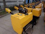 진동하는 쓰레기 압축 분쇄기 (JMS05H)의 뒤에 0.5 톤 수동 도보