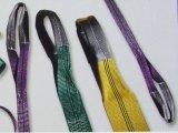 imbracatura della tessitura del poliestere 2t/imbracatura di sollevamento/pianamente imbracatura della tessitura/imbracatura duplex/imbracatura di sollevamento/imbracatura tessuta