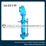 Pompe centrifughe verticali dei residui allineate metallo elaborare minerale