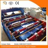 Rolo de aço de Ibr de 840 cores que dá forma à máquina na fábrica de confiança
