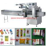 Автоматическая подача по горизонтали Lollies Popsicle/ льда, сливки упаковка / упаковочные машины
