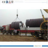 Shangqiu 시에 있는 10tpd Batch Plastic Pyrolysis Machinery Made