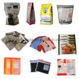 Stand up Matt Zipper sac d'emballage des aliments pour animaux de compagnie