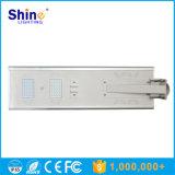 IP65 5W-100W Intégré LED Solar Street Sensor Light avec télécommande pour jardin