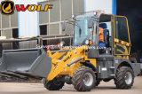 carregador da roda de 1000kg Zl10 com cabine a mais nova