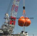 Sacos de peso de água e à prova de dinamômetro para testes de carga