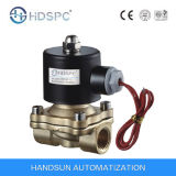 2/2 manera Direct Acting Solenoid Valve (2W Series para el agua)