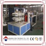 De plastic Lijn van de Uitdrijving van de Pijp van pvc Dubbele/de Machine van pvc