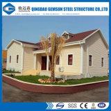 빠른 건축 빛 강철 구조물 Modular Prefab 집