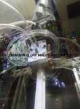 Plástico dobro do competidor do Lampshade do PC da cor que expulsa fazendo a maquinaria