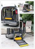 セリウム二重アーム電気及び油圧車椅子用段差解消機(WL-D-880U)